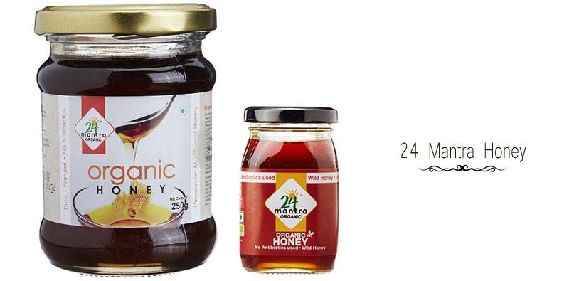24 Mantra Honey