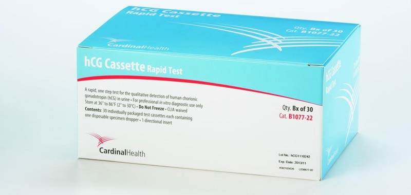 Cardinal Rapid Test Kit