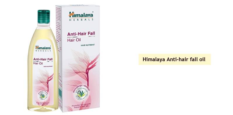 Himalaya Anti-hair fall oil