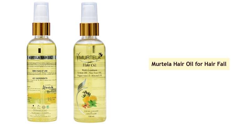 Murtela hair oil