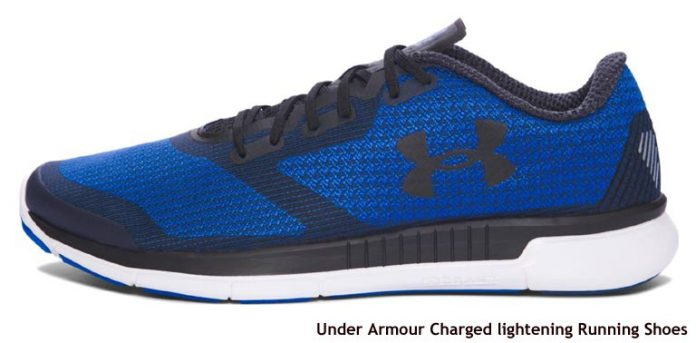 Under Armour Charged lightening Running Shoes