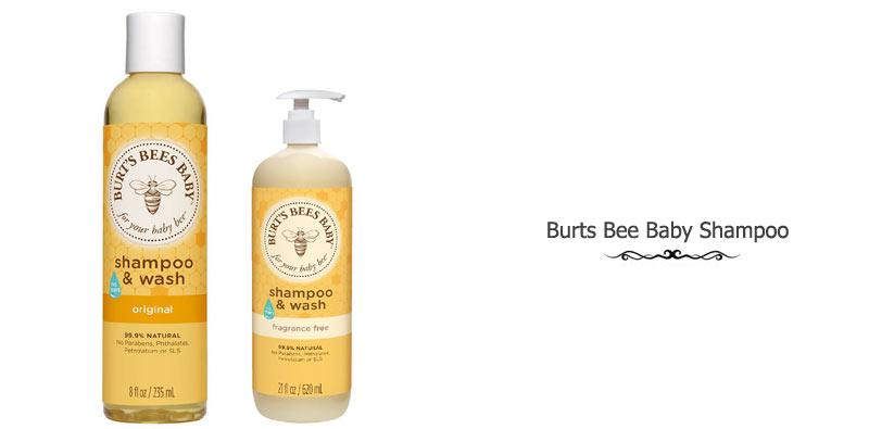 Burts Bee Baby Shampoo