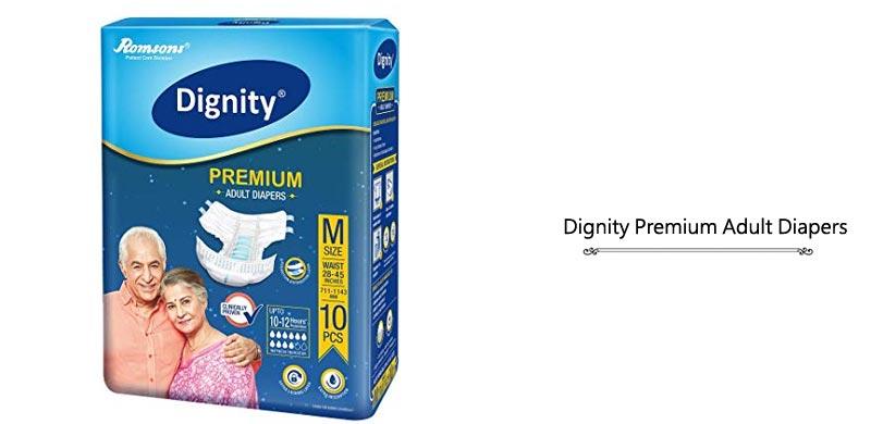Dignity Premium Adult Diapers