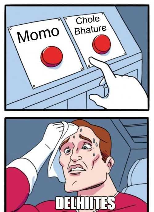 Food Momo Delhi