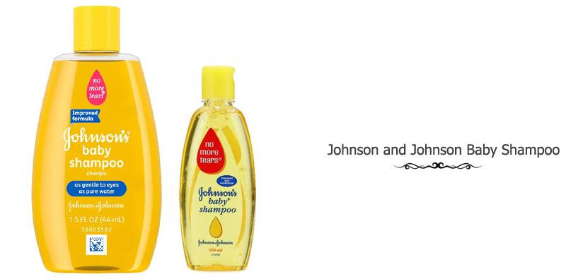 Johnson and Johnson Baby Shampoo