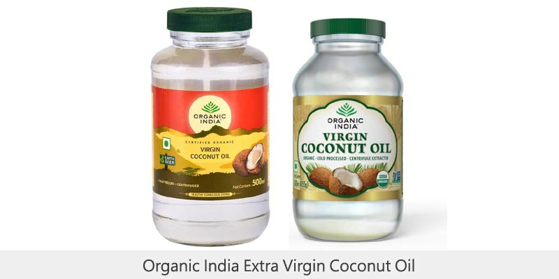 Organic India Extra Virgin Coconut Oil