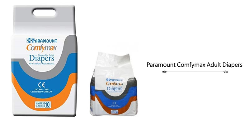 Paramount Comfymax Adult Diapers