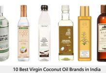 Virgin Coconut Oil Brands India