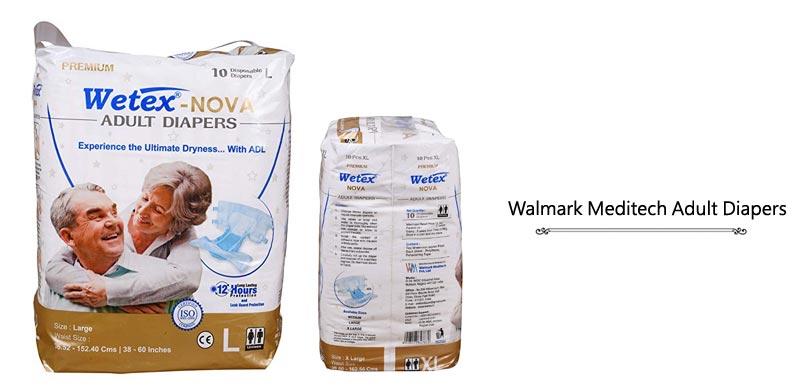 Walmark Meditech Adult Diapers