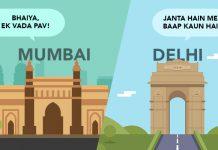 Mumbai vs Delhi comparison