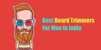 Beard Trimmers Men India