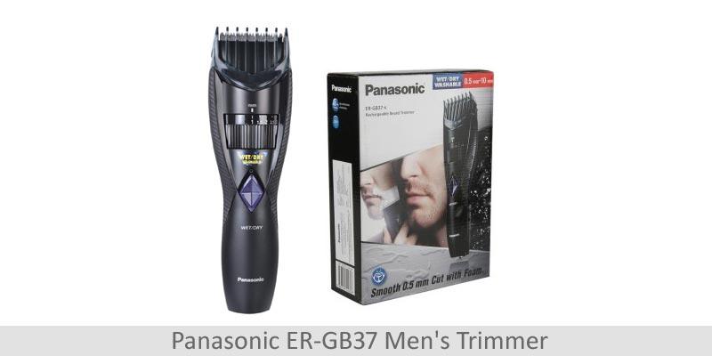 Panasonic ER GB37 Mens Trimmer