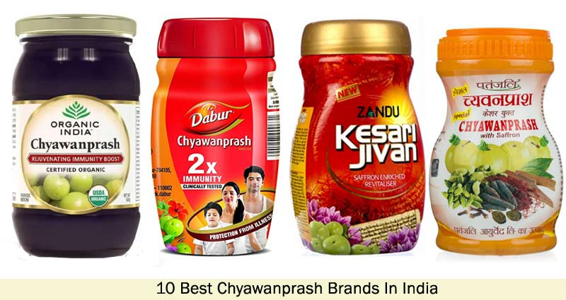 10 Best Chyawanprash Brands In India for 2019 with Prices