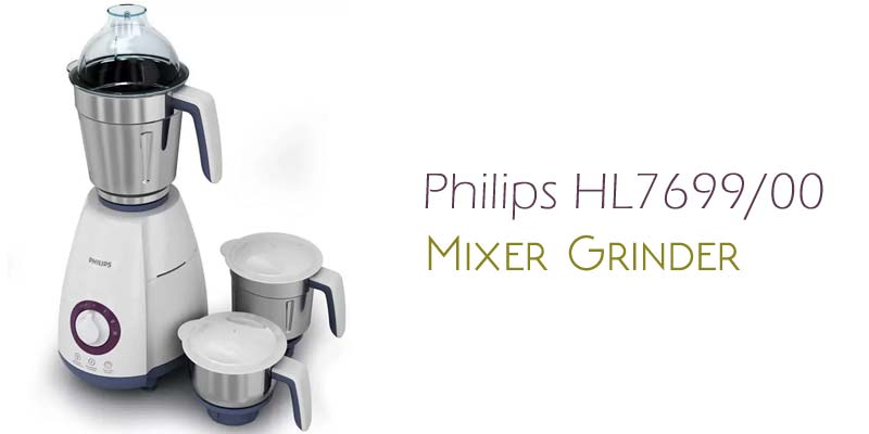 Philips HL7699 750-Watt Mixer Grinder