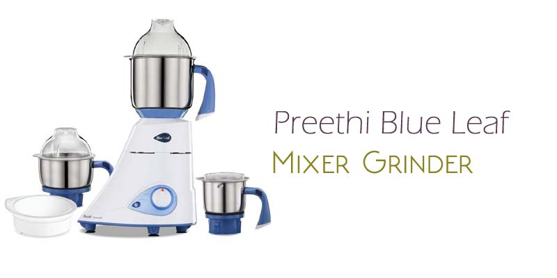 Preethi Blue Leaf Diamond 750-Watt