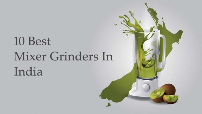 Best Mixer Grinders India