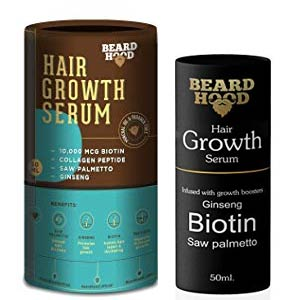 Beardhood Beard Hair Growth