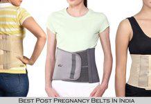Best Pregnancy Belts India