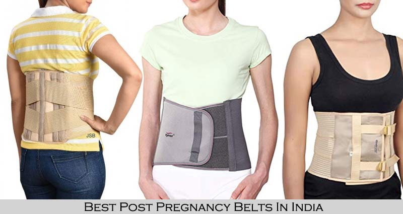 10 Best Post Pregnancy Belts India for 2019 - After Delivery