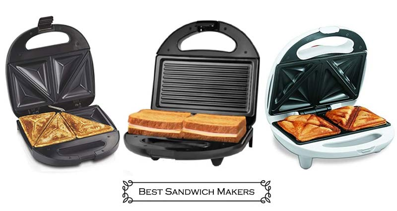 10 Best Sandwich Makers in India for 2019 - Prices & Reviews