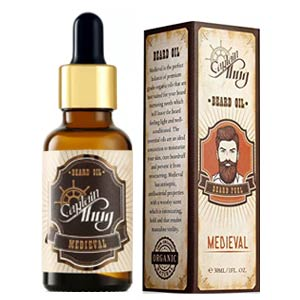 Captain Thug Medieval Beard Growth Oil