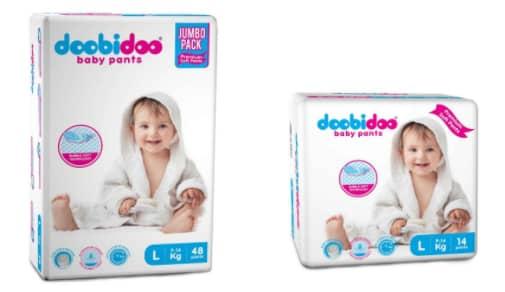 Doobidoo Baby Pants