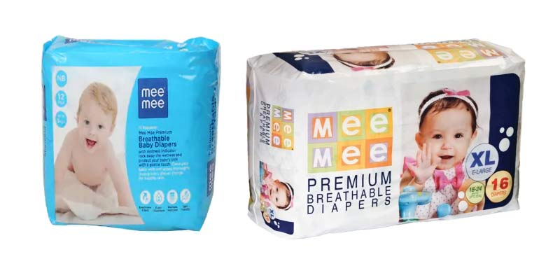 Mee Mee Premium Diapers