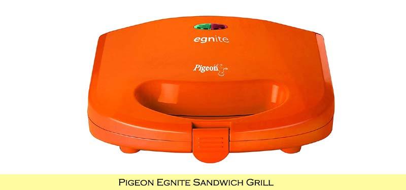 Pigeon Egnite Sandwich Grill