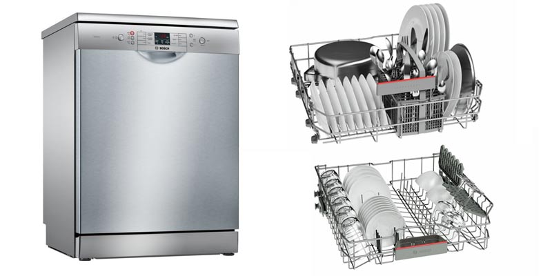 SMS66GI01I Bosch Dishwasher