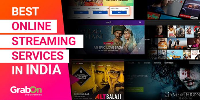 Streaming Services India