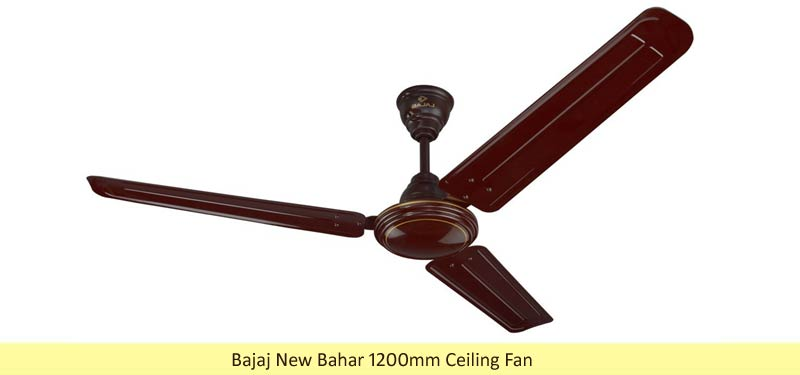 Bajaj New Bahar Fan