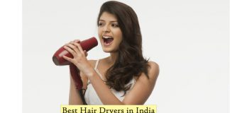 Best Hair Dryers India