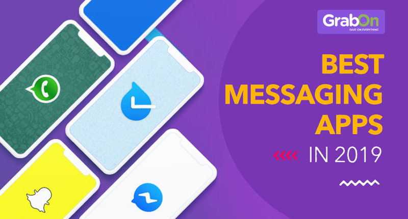 10 Best Text Messaging Apps for Android and iOS in 2019 - Review