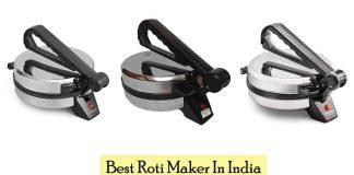 Best Roti Makers India