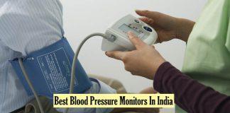 Blood Pressure Monitors India