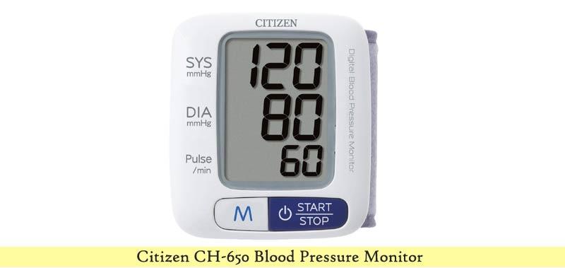 Citizen CH 650
