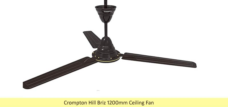 Crompton Hill Briz Fan