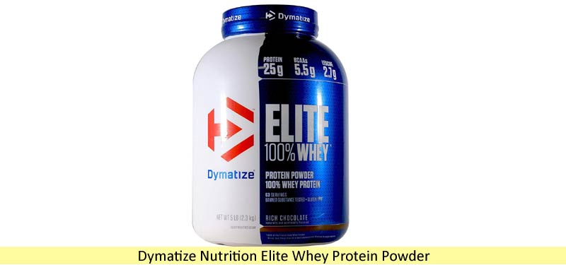 Dymatize Nutrition Elite