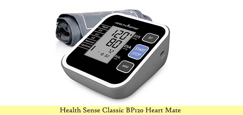 Health Sense Classic BP120