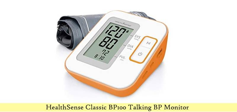 HealthSense Classic BP100