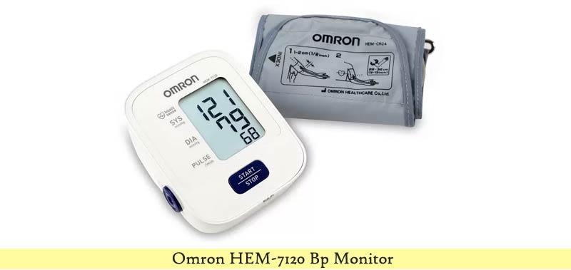 Omron HEM 7120 Bp Monitor