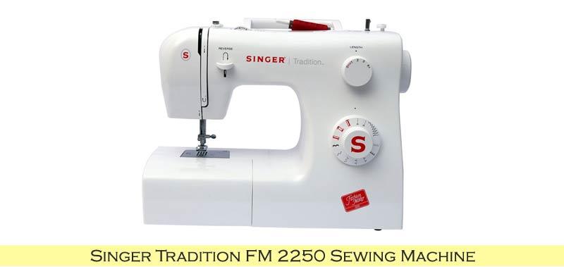 Singer Tradition FM 2250