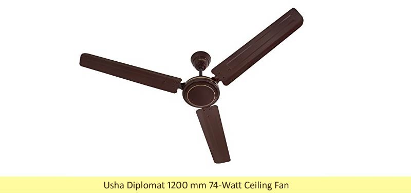 Usha Diplomat Ceiling Fan