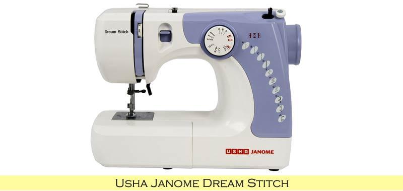 Usha Janome Dream Stitch