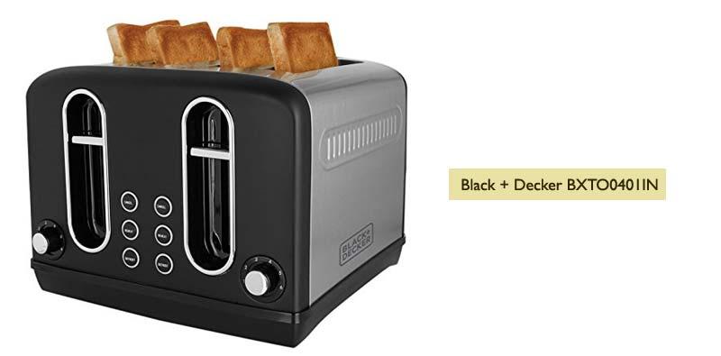 Black Decker BXTO0401IN