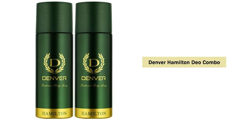 Denver Hamilton Deo Combo