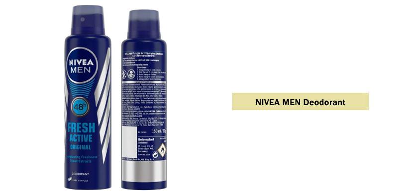 NIVEA MEN Deodorant