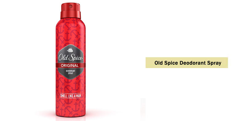 Old Spice Deodorant Spray