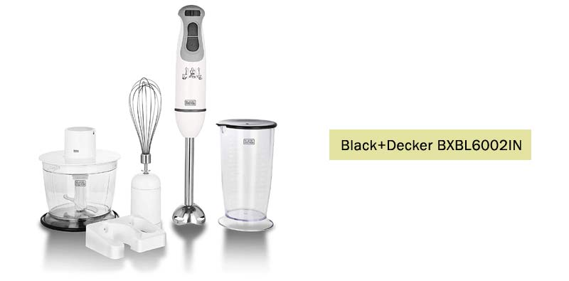 Black+Decker BXBL6002IN