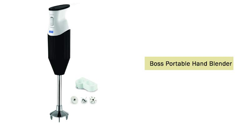 Boss Portable Hand Blender
